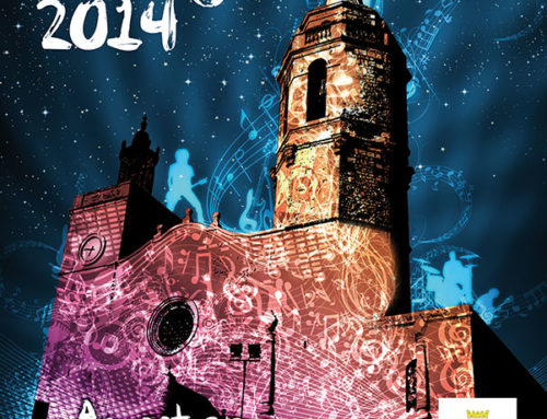 Cartel oficial Carnaval 2014