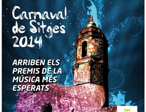 Programa OFICIAL del Carnaval de Sitges 2014